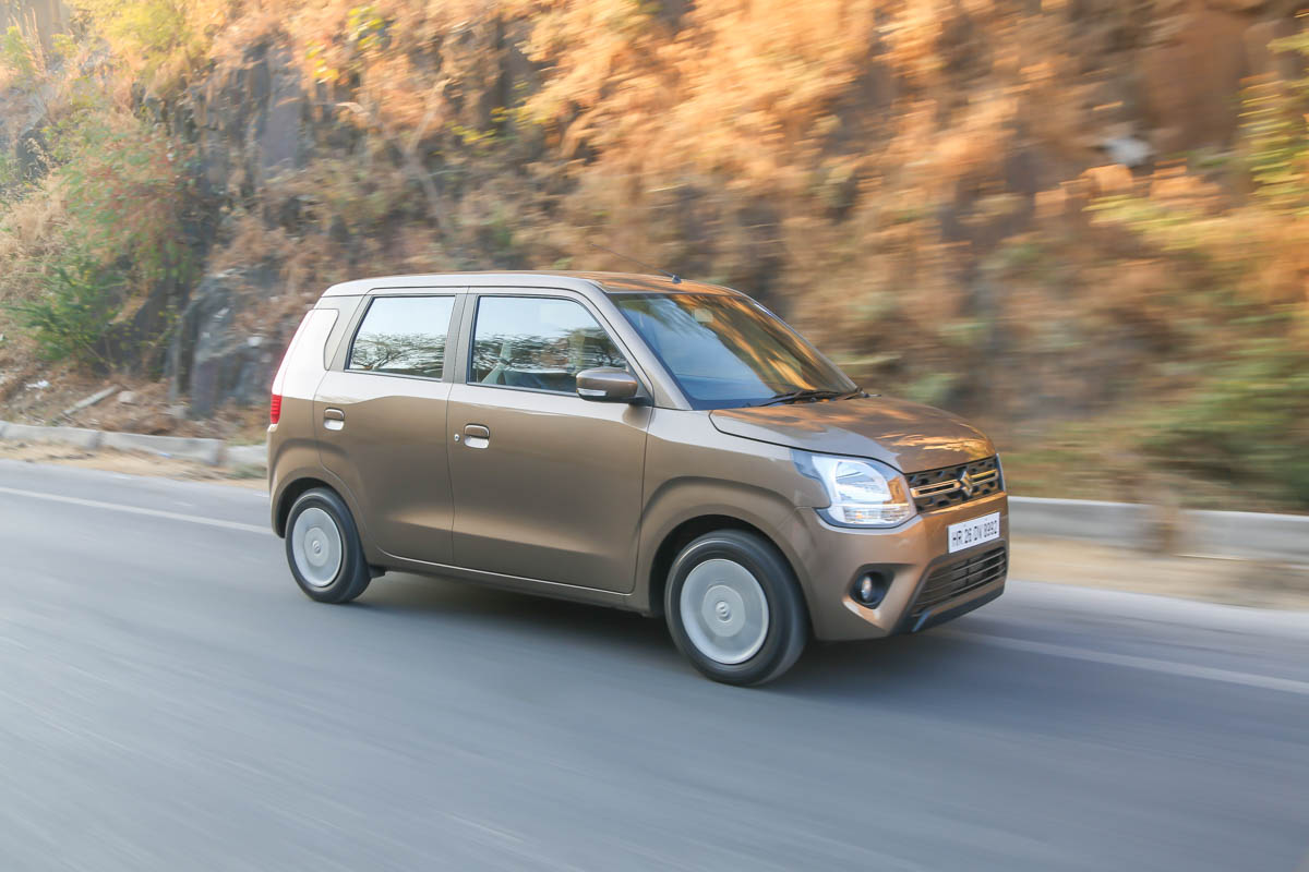 Maruti Suzuki Wagon R 1 2 Vs Maruti Suzuki Swift - Comparison