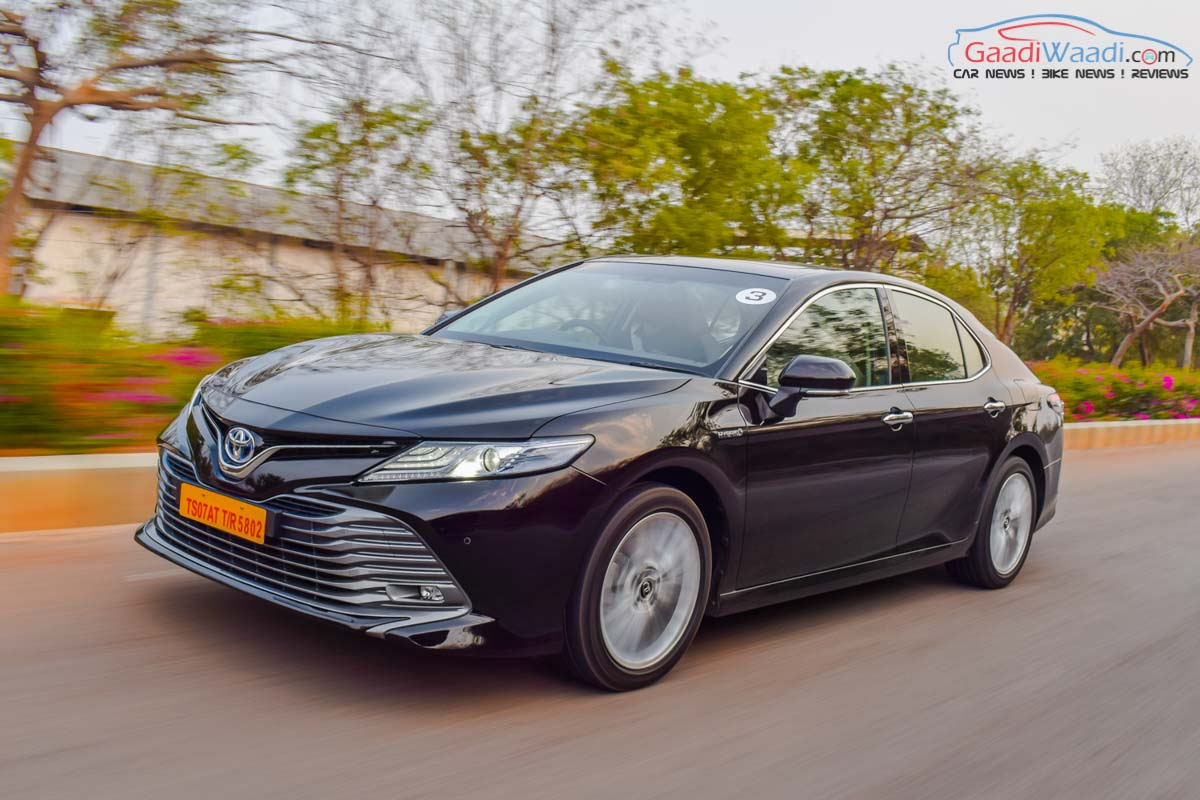 Toyota Vellfire And Camry Price Hiked By Upto Rs 4 Lakh – Details