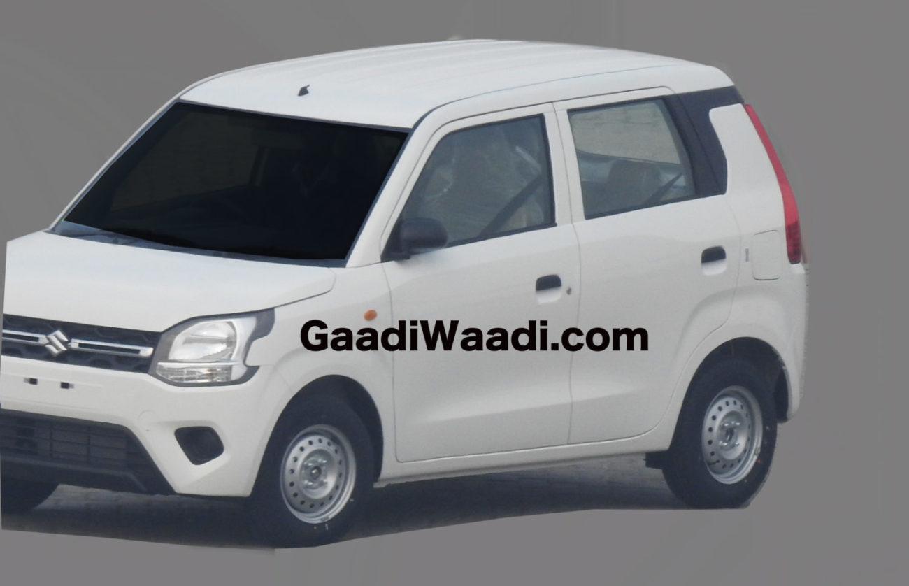 Honda Rapid City >> Exclusive: 2019 Maruti Suzuki Wagon R LXi Variant First ...