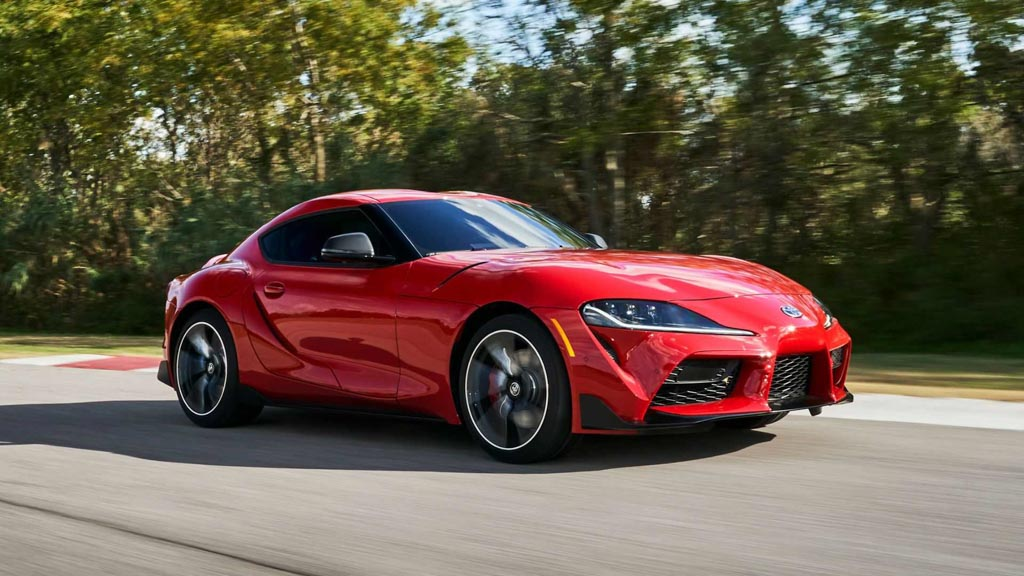Toyota Ft 1 >> New Generation Toyota Supra Front Fascia Leaked Online