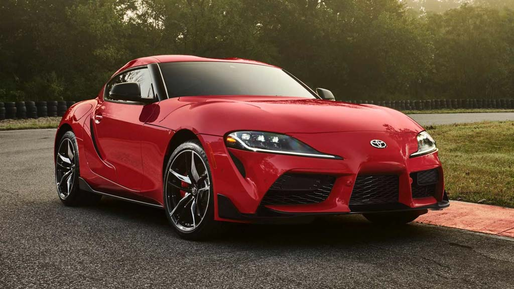 All New Toyota Supra Breaks Cover In Detroit After 17 Year