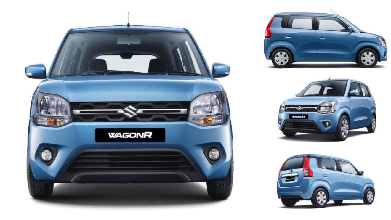 2020 BS6 Maruti Wagon R 1.0L & 1.2 L – Updated Price List (July 2020)