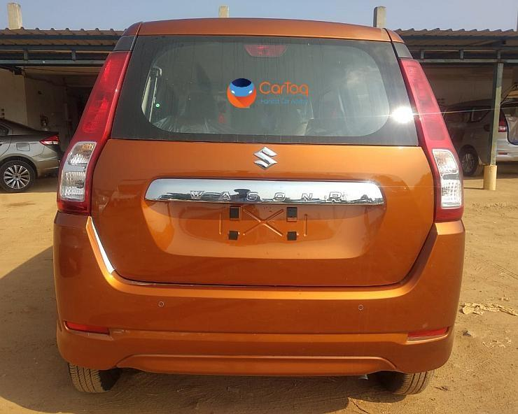 All-new-2019-Maruti-WagonR-rear