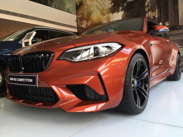 BMW-M2-Competition-reaches-dealerships
