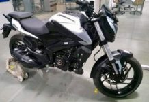 Bajaj-Dominar-400-spied-ahead-of-launch