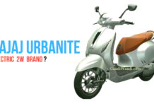 Bajaj Urbanite Electric 2W Brand