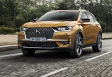 DS7 Crossback India 1