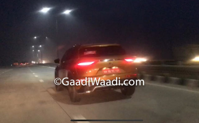 DS7 Crossback Spotted Testing In India Again 1