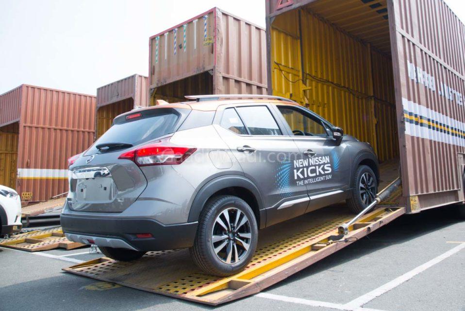Hyundai Creta Rival Nissan Kicks Dealership Dispatch Begins, Launch on 22nd Jan-1