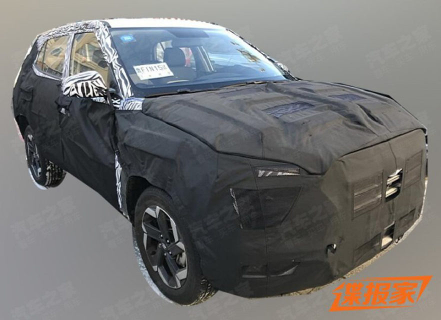 India-Bound 2020 Hyundai Creta Spotted Testing