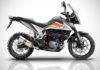 KTM 390 Adventure R Rendered 1