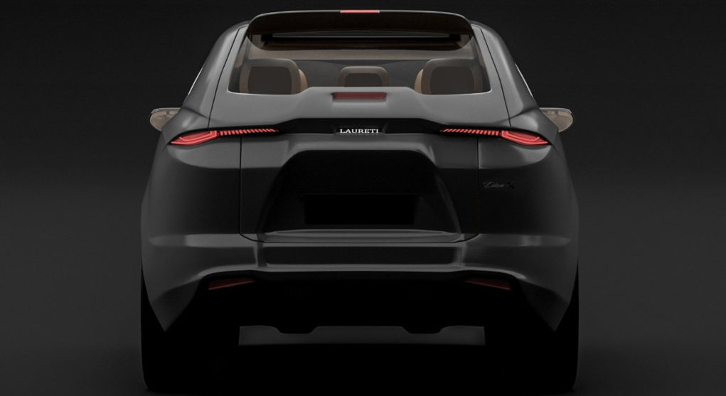 Laureti Dion-X- Made-in-India AWD Electric SUV-1
