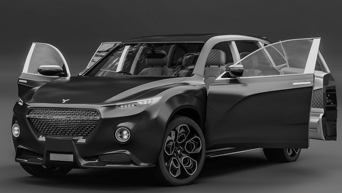 Laureti Dion X Made In India Electric Suv To Do Kashmir Kanyaari 12 Charges