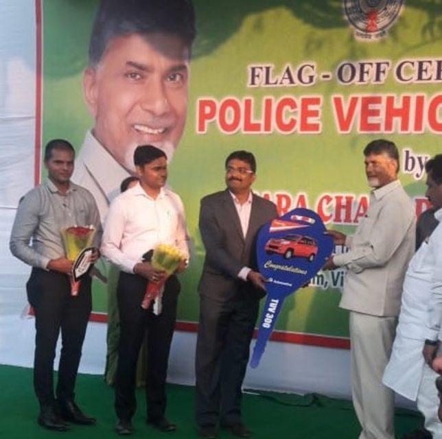 Mahindra-TUV-300-join-AP-police-fleet-2