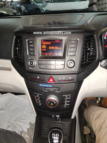 Mahindra XUV300 Base Variant Interior