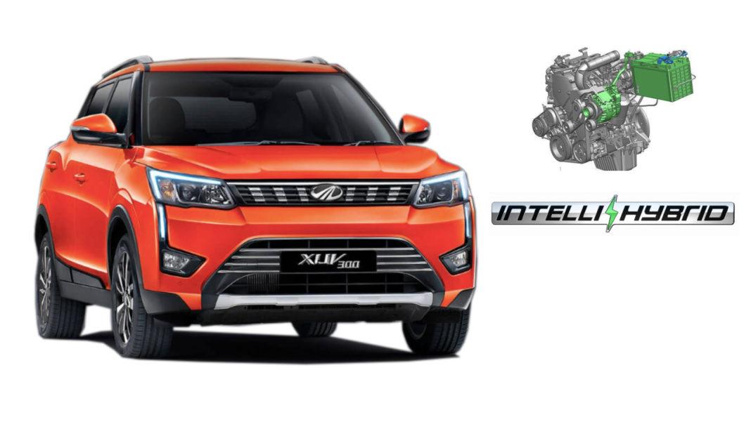 Mahindra XUV300 Gets Mild-Hybrid Auto Start:Stop