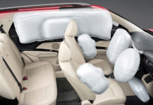 Mahindra XUV300 Seven Airbags