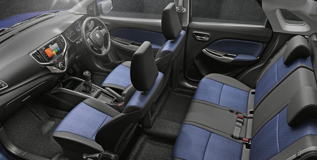 Maruti-Suzuki-Baleno-facelift-interior