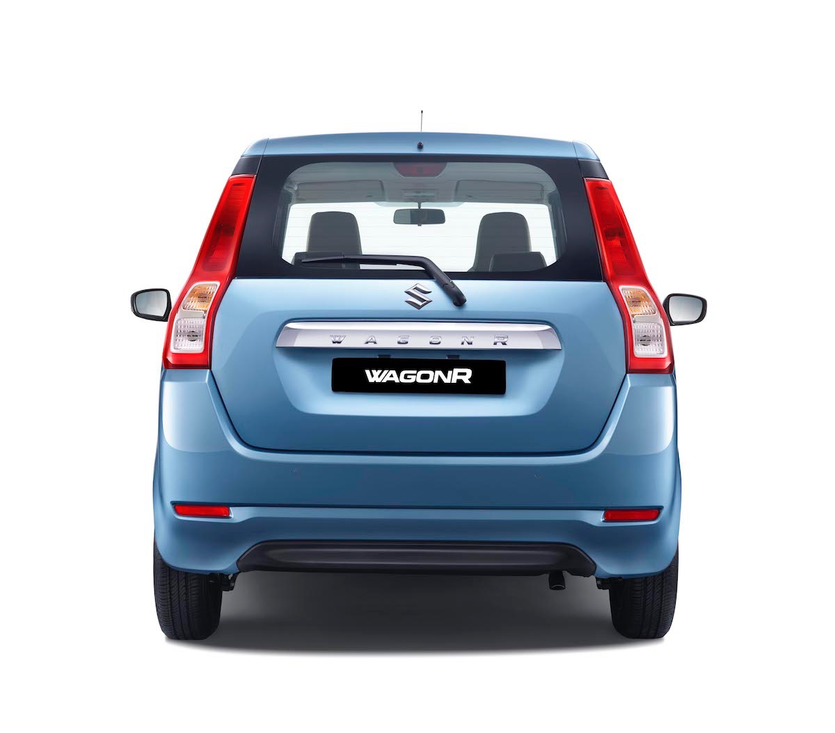 Maruti Suzuki Wagon R Launched In India on Under Car Washer