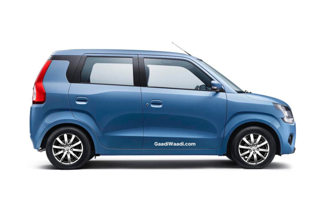 Maruti-Suzuki-Wagon-R-side new