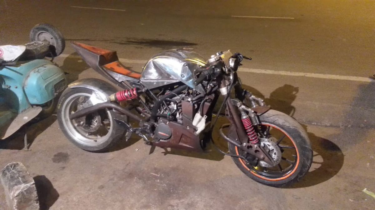 This KTM Duke 200 Modification Is Among The Best We Have Seen Yet