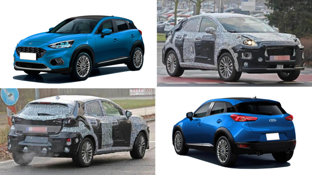 Next-Generation Ford EcoSport