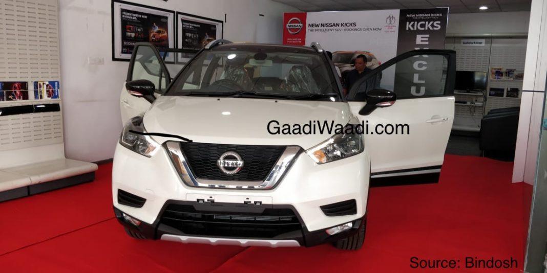 Nissan Kicks Reaches Dealerships
