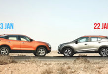 Nissan Kicks vs Tata Harrier
