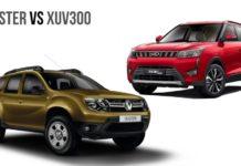 Renault-Duster-Vs-Mahindra-XUV-300