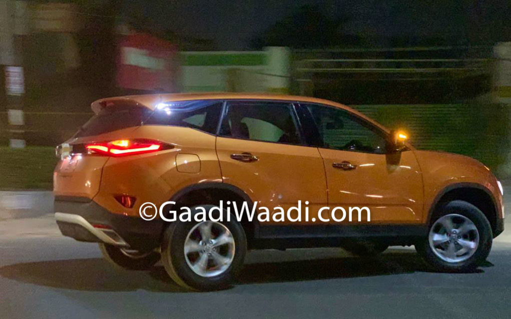 Tata Harrier Dispatch Begins 4