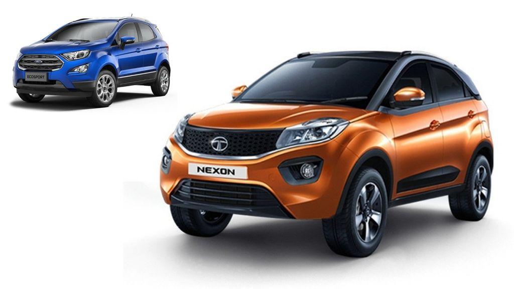 Tata-Nexon-beat-Ford-EcoSport