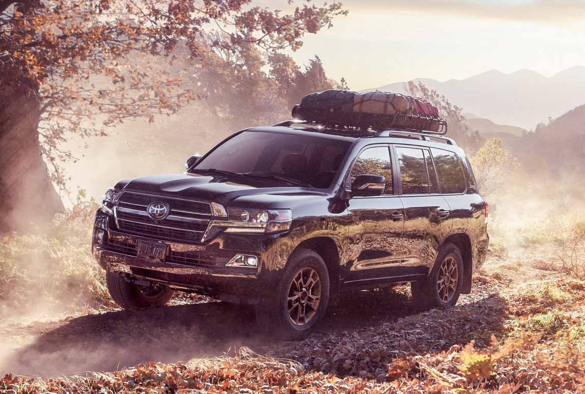 toyota land cruiser heritage edition celebrates  glorious
