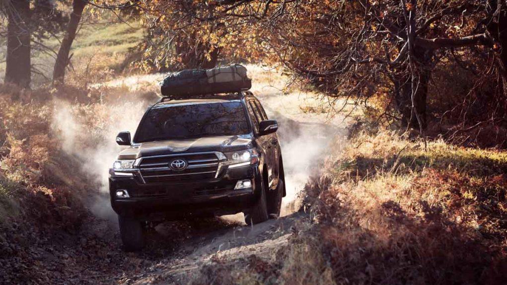 Toyota Land Cruiser Heritage Edition Celebrates The SUV's 60th