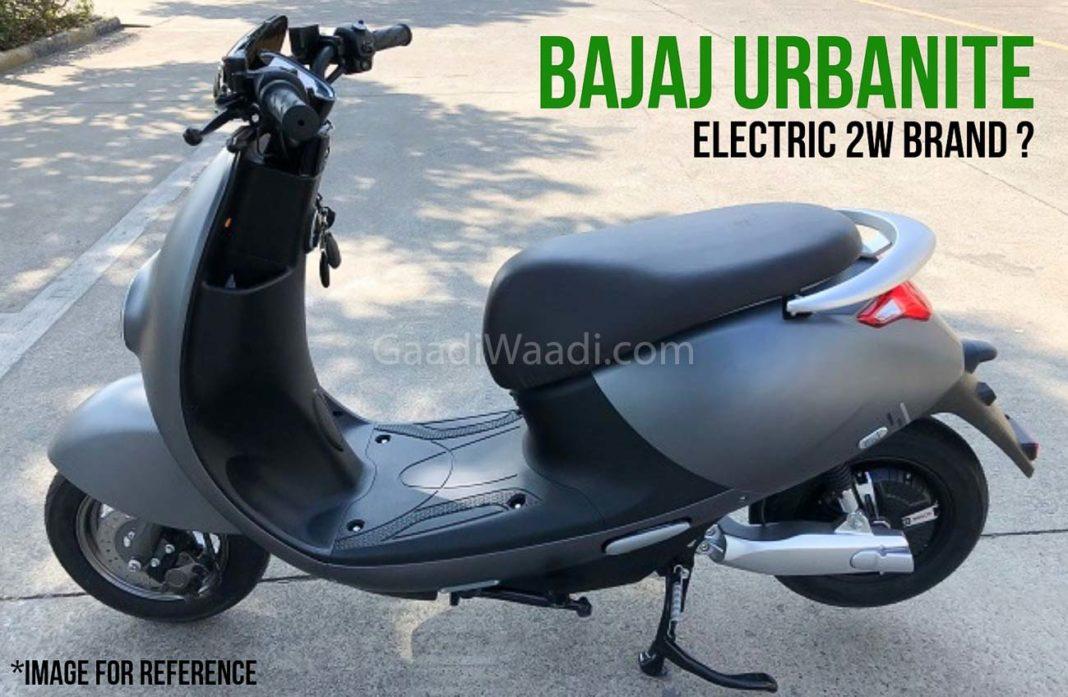 bajaj urbanite Electric 2W Brand-1