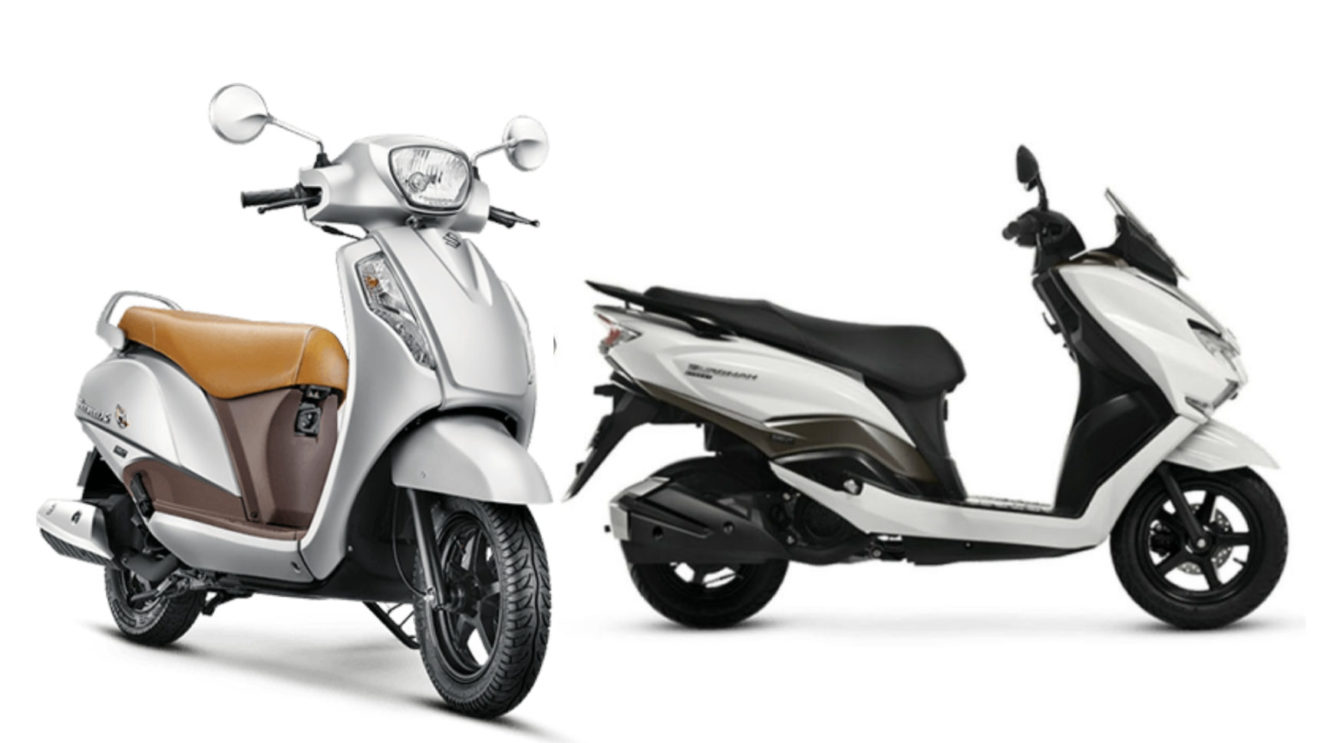 5 Best Automatic Scooters In India In 2019 - Honda Activa To Suzuki