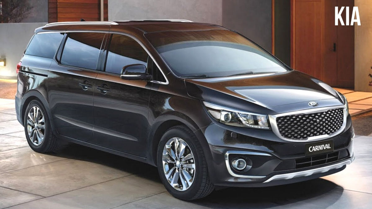 7 Things To Know About Upcoming Kia Carnival Mpv Innova Crysta Rival