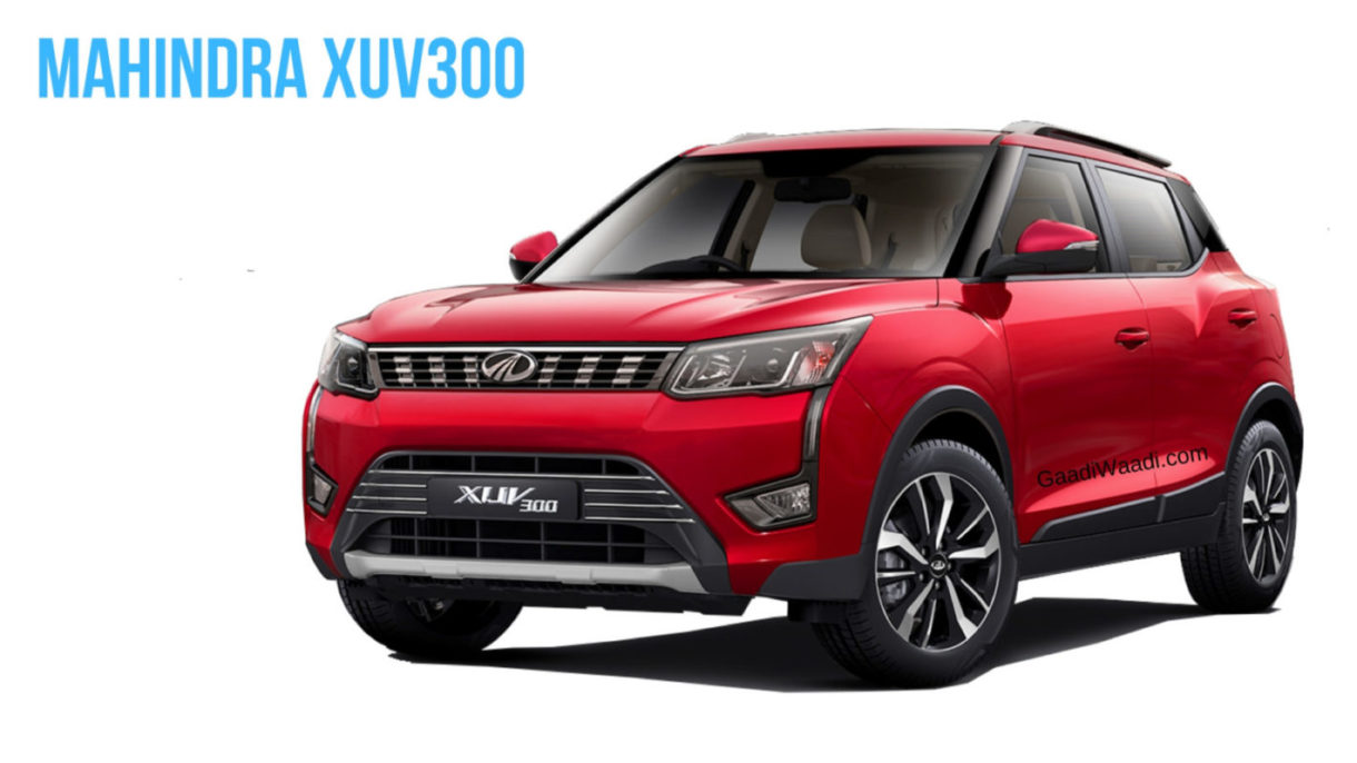 Entry Level Mahindra Xuv300 W4 Variant Features Revealed