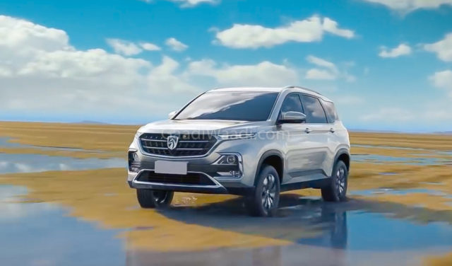 mg hector suv 530 baojun based-3