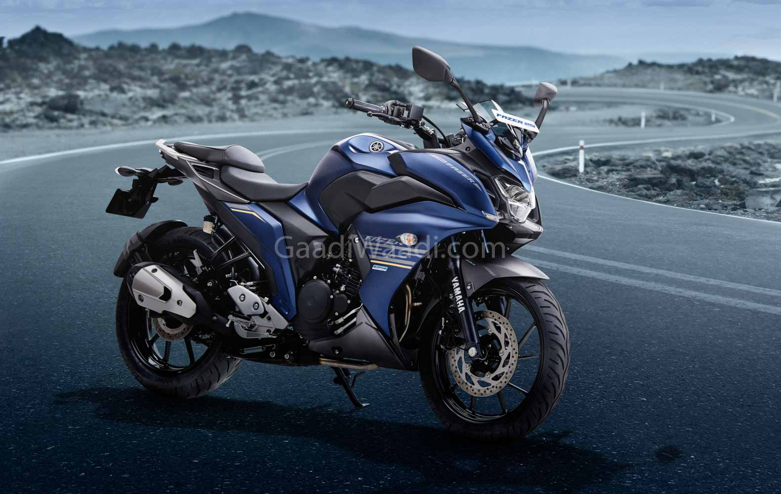 Yamaha Launches FZ25 ABS, Fazer 25 ABS From Rs. 1.33 Lakh
