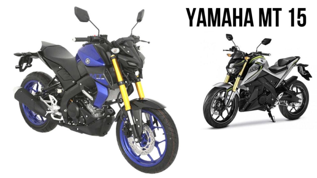 Yamaha R15 V3 based MT-15 naked bike spotted