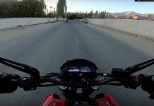 2019 Bajaj Dominar 400 Top Speed