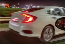 2019 Honda Civic Spied Undisguised