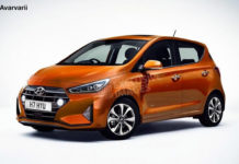 2019 Hyundai Grand i10 Rendered 1