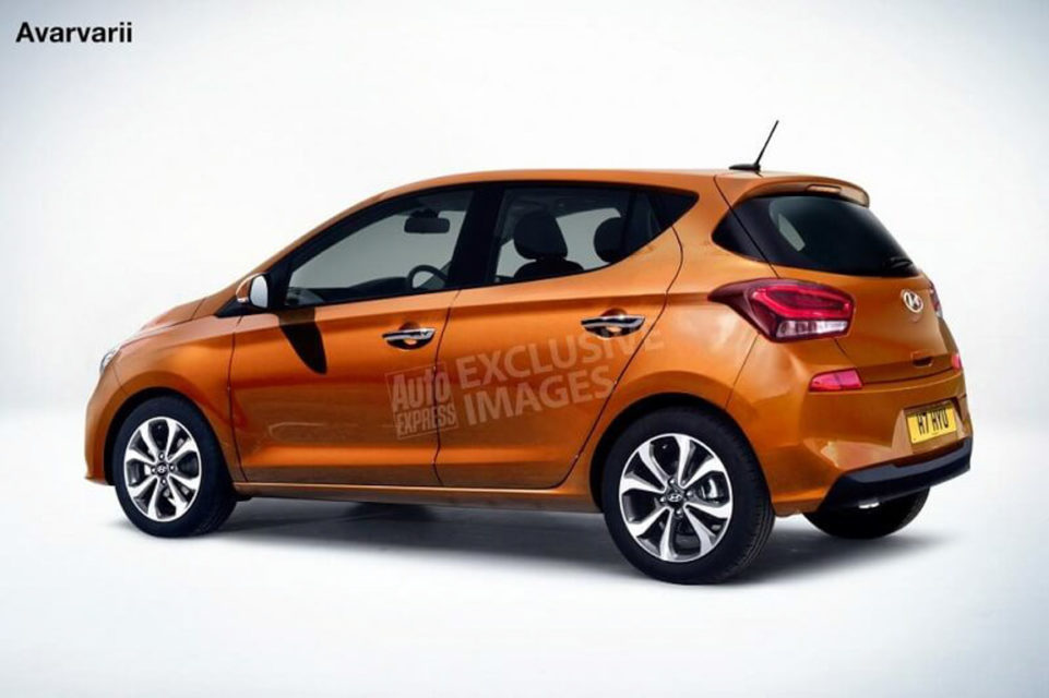 2019 Hyundai Grand i10 Rendered_