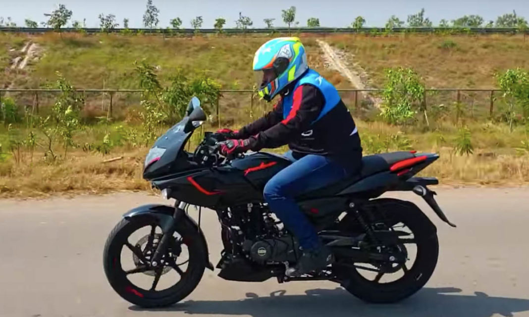 2019 bajaj pulsar 180f review