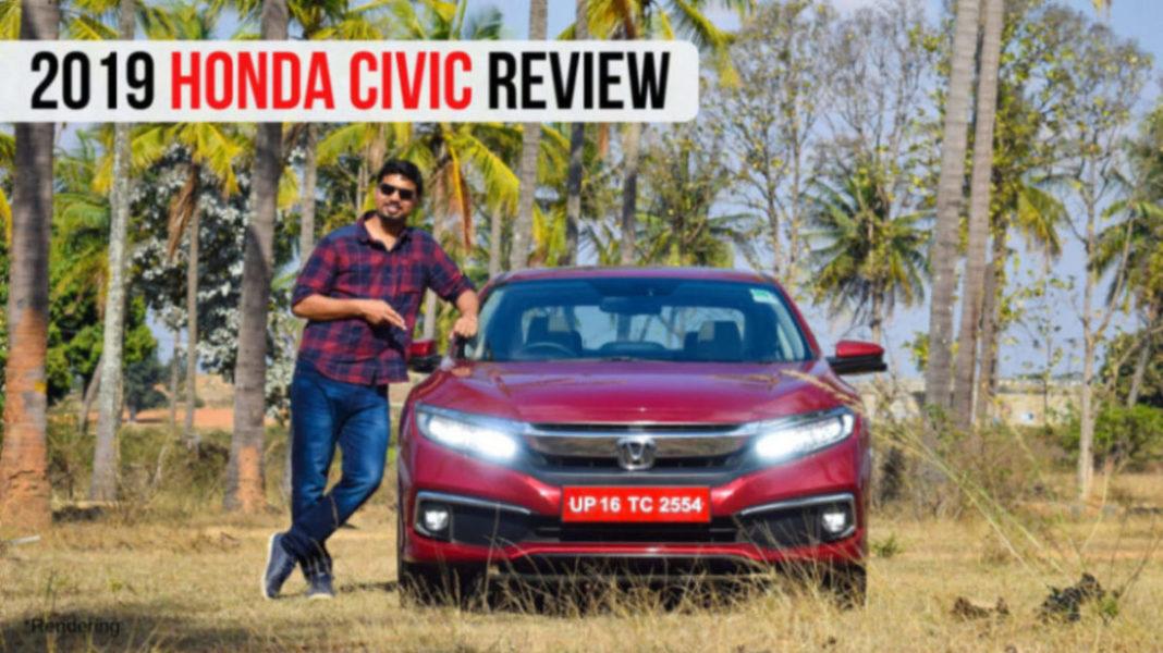 2019 honda civic first drive review india gaadiwaadi-1