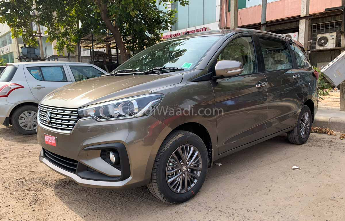 New Maruti Ertiga 1 5 L Diesel Launched In India Price Specs