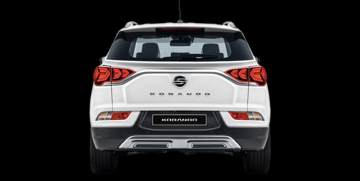 2020 Ssangyong Korando Revealed Could Influence Next Gen