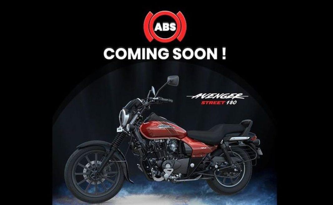 Bajaj-Avenger-180-ABS-teased