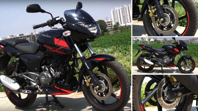 Bajaj Pulsar 150 ABS First Ride Video Review Out